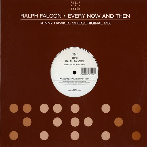 Ralph Falcon - Every now and then Kenny Hawkes mixes