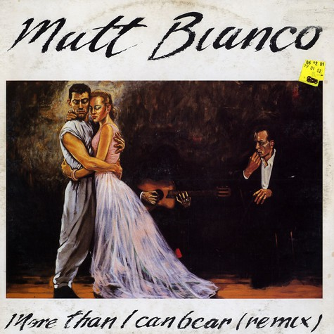 Matt Bianco - More than i can bear (remix)