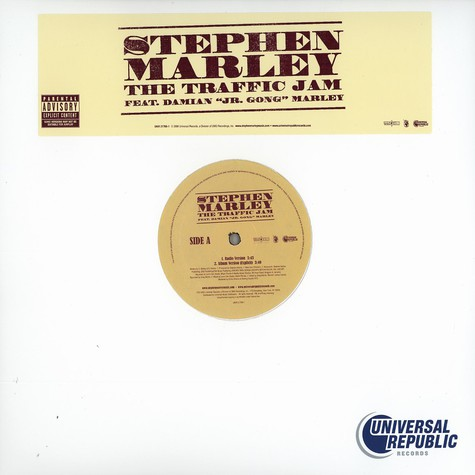 Stephen Marley - The traffic jam feat. Damian Marley