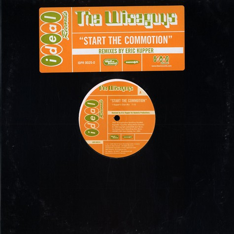 Wiseguys, The - Start the commotion