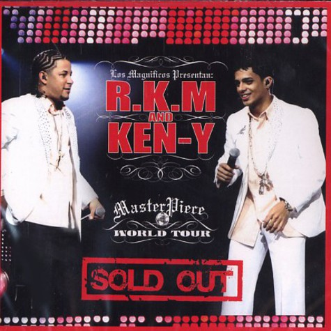 RKM & Ken-Y - Masterpiece world tour