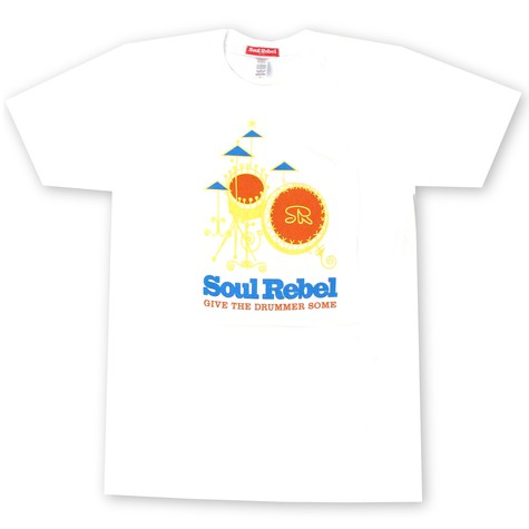 Soul Rebel - Give the drummer some T-Shirt