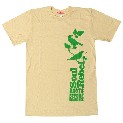 Soul Rebel - New roots T-Shirt