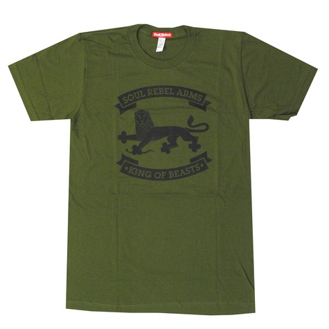 Soul Rebel - King of the beasts T-Shirt