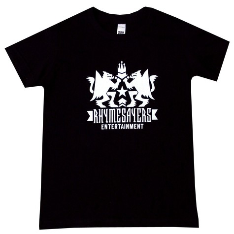 Rhymesayers - Battle king logo kids T-Shirt