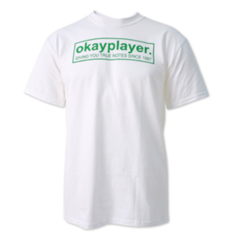 Okayplayer - Logo T-Shirt