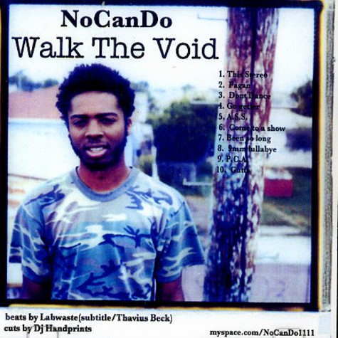 NoCanDo - Walk the void