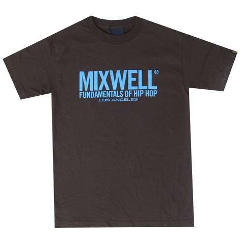 Mixwell - Fundamentals of hip hop logo