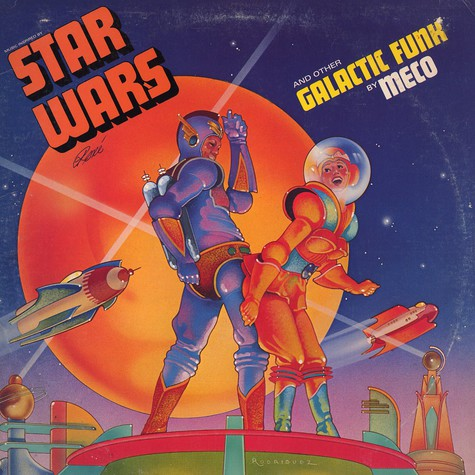 Meco - Music Inspired By Star Wars And Other Galactic Funk