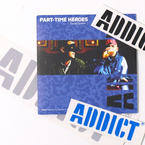 Addict - Promotional package