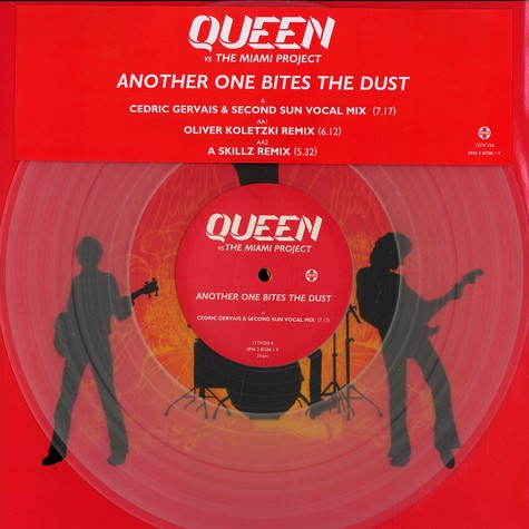 Queen vs The Miami Project - Another one bites the dust remixes