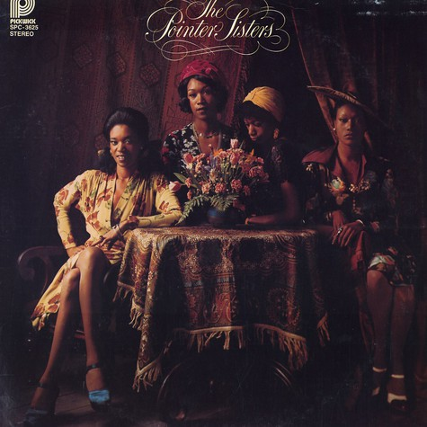 Pointer Sisters, The - The Pointer Sisters