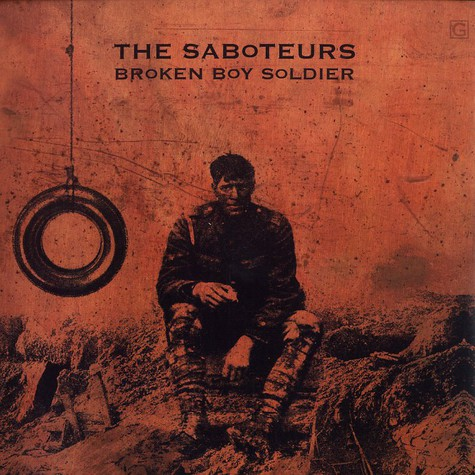 Saboteurs, The - Broken boy soldier live version