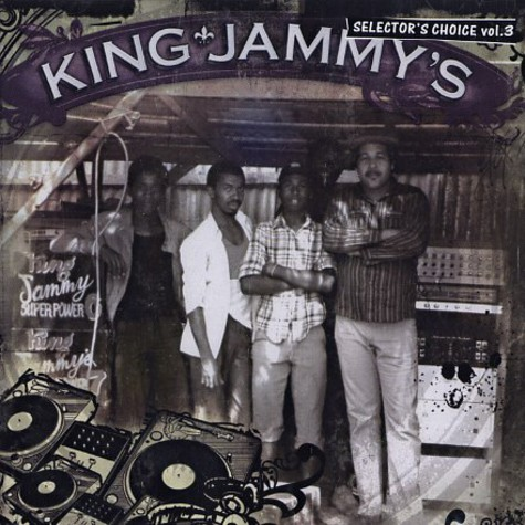 King Jammy's - Selector's choice volume 3