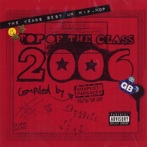 Top Of The Class - 2006 - The years best UK hip hop