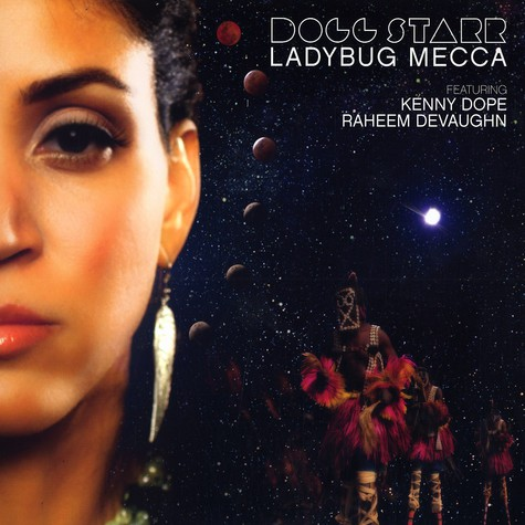 Ladybug Mecca of Digable Planets - Dogg starr Kenny Dope remix feat. Raheem Devaughn