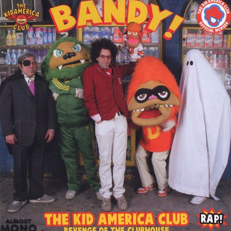 Kid America Club, The - Revenge of the clubhouse