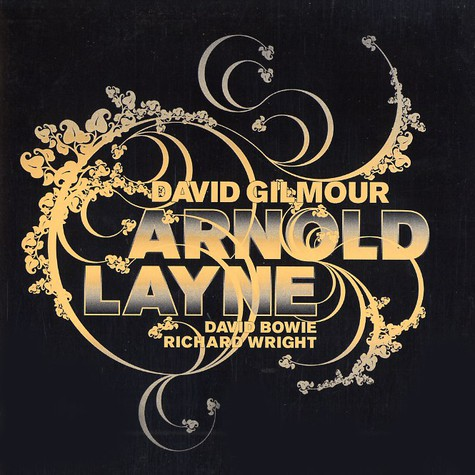 David Gilmour - Arnold Layne feat. David Bowie