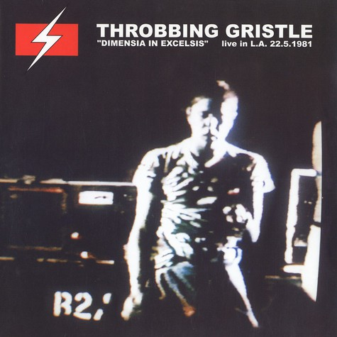 Throbbing Gristle - Dimensia in excelsis