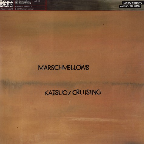 Marschmellows - Katsuo