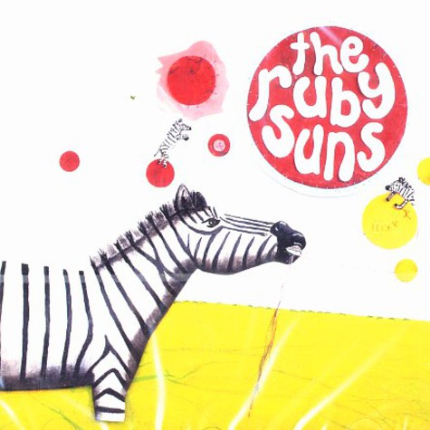 Ruby Suns, The - The Ruby Suns