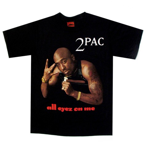2Pac - All eyez on me T-Shirt