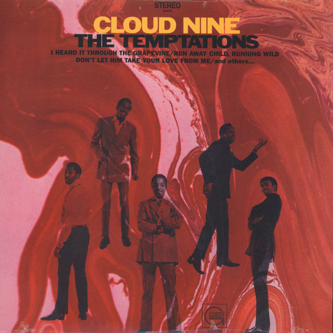 Temptations, The - Cloud nine