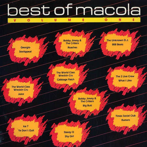 V.A. - Best of Macola volume 1