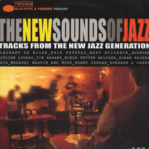 V.A. - The new sounds of jazz act 1