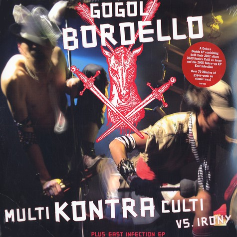 Gogol Bordello - Multi kontra culti vs. irony