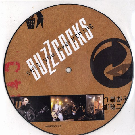 Buzzcocks - Sell you everything