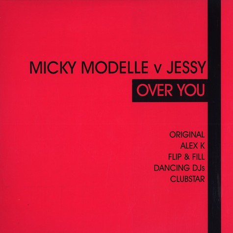 Micky Modelle vs Jessy - Over you