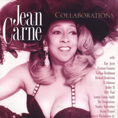 Jean Carne - Collaborations