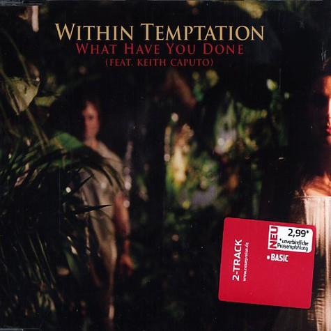 Within Temptation - What have you done feat Keith Caputo