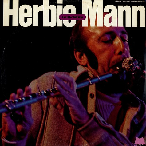 Herbie Mann - Let me tell you