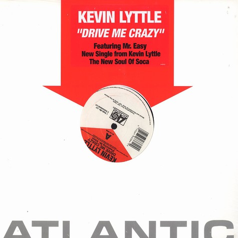 Kevin Lyttle - Drive me crazy feat. Mr.Easy