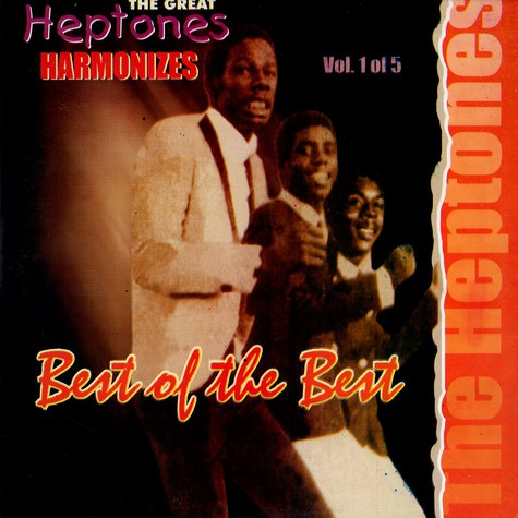 Heptones, The - The great Heptones harmonizes - best of the best