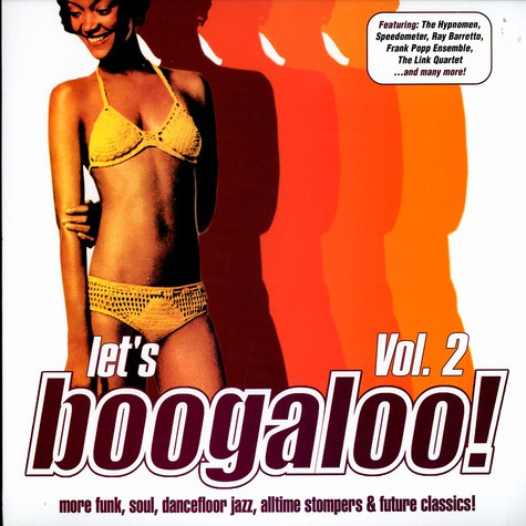 Let's Boogaloo - Volume 2