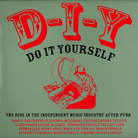 V.A. - D-I-Y - Do it yourself