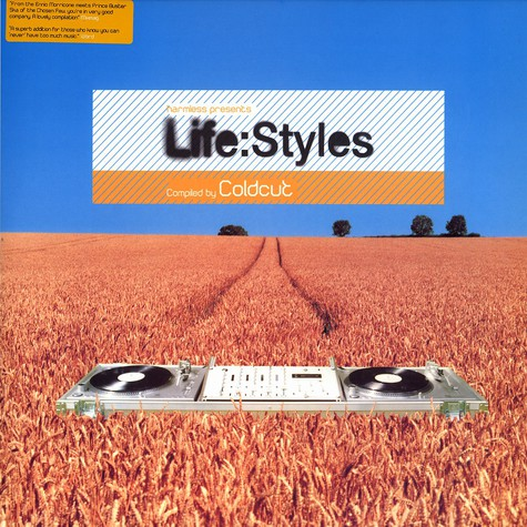 Coldcut - Life:styles
