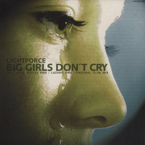 Lightforce - Big girls don't cry