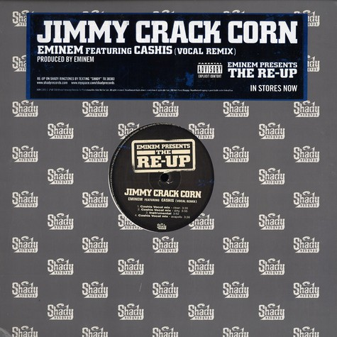 Eminem - Jimmy Crack Corn feat. Cashis