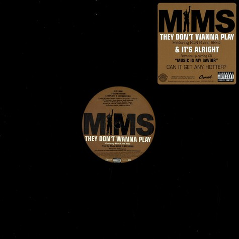 Mims - They don't wanna play feat. Bun B & Seed
