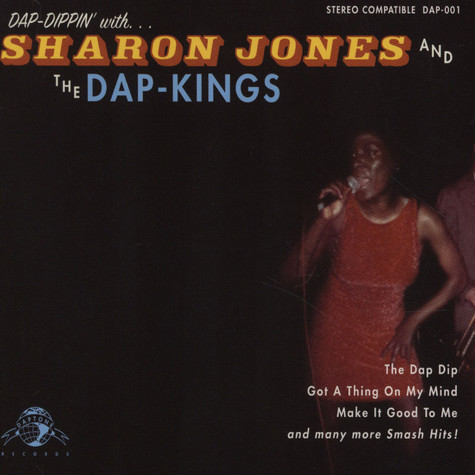 Sharon Jones & The Dap-Kings - Dap dippin