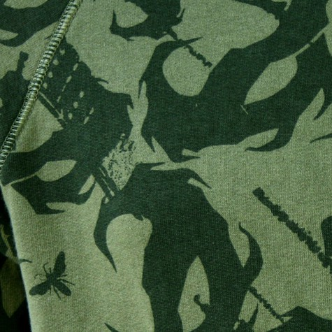 Addict - Limited edition C-Law camo hoodie