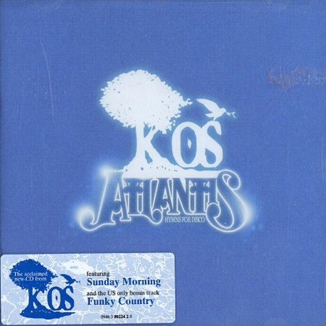 K-Os - Atlantis - hymns for disco