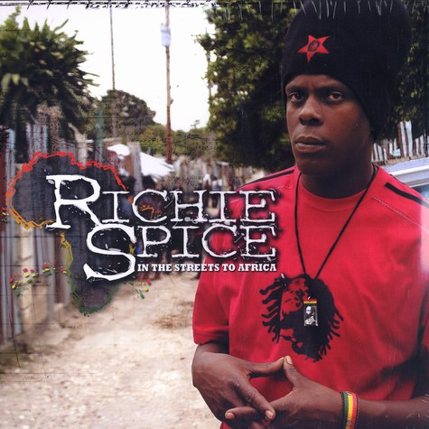 Richie Spice - In the streets to africa