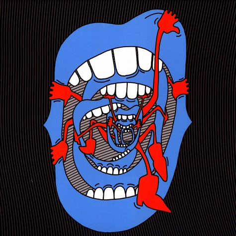 Audion - Mouth to mouth remixes