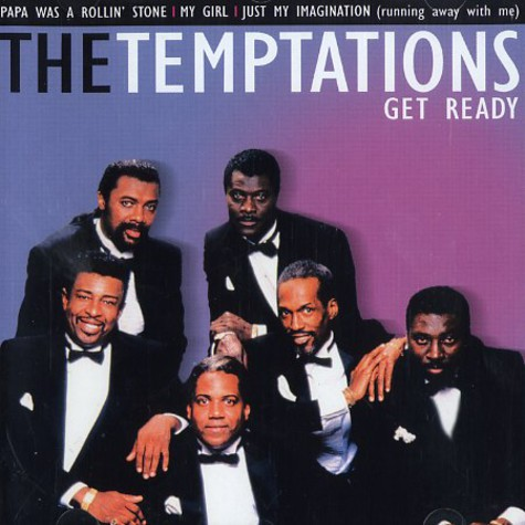 Temptations, The - Get ready