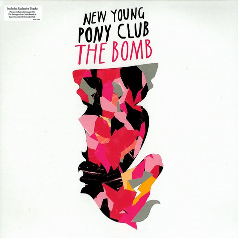 New Young Pony Club - The bomb remixes